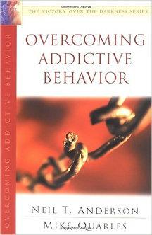 Overcoming Addictive Behavior - BOOK