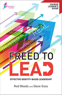 Freed To Lead - Leaders Guide