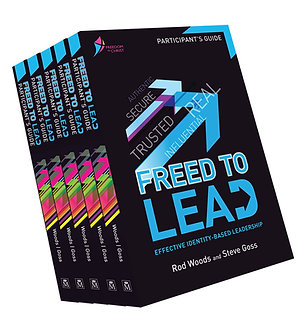 Freed to Lead - Participants  Guide