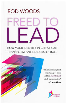 Freed To Lead - Book