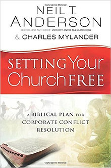 Setting Your Church Free - BOOK
