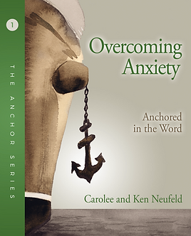 Overcoming Anxiety - Book