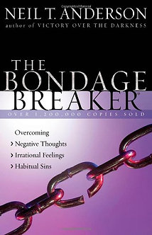 The Bondage Breaker - WORKBOOK