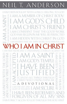 Who Am I In Christ - BOOK