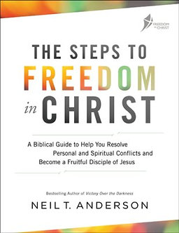 Steps to Freedom In Christ - ENGLISH