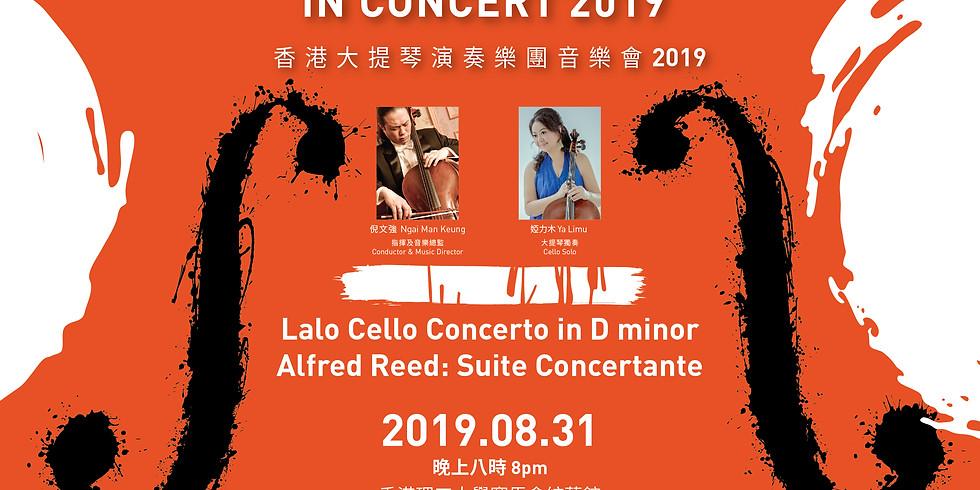 Cellistizzimo in Concert 2019