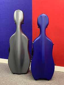 J.W. Eastman cello case