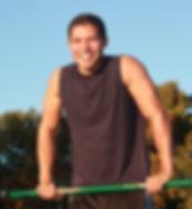 personal trainer santa barbara, jaron williams