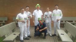 Aula carnaval Nestle Aracatuba