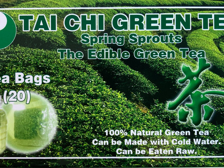 Green Tea Relieving Joint Pain