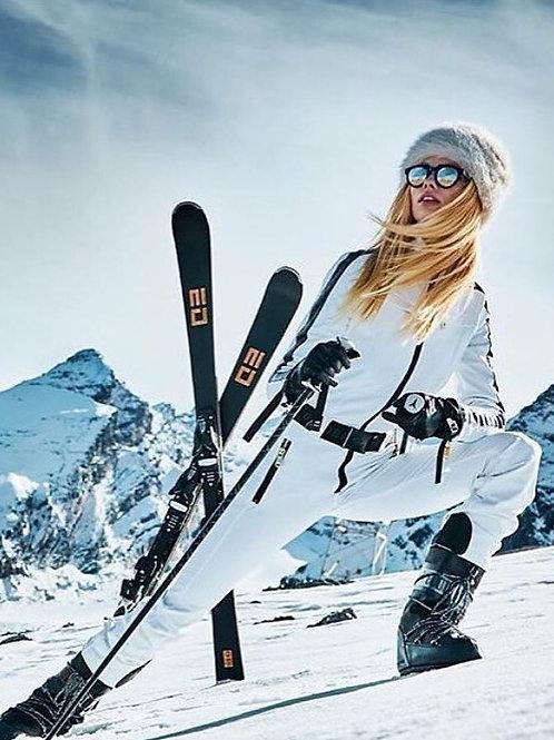 Women's Ski Pants Insulated Water Resistant Fleece Lined Women's Snow Pants