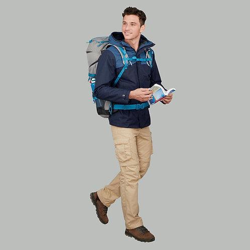 Bracken Men's 3 in 1 Waterproof Tri-Climate Jacket