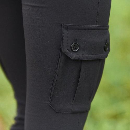 Customized Women's Outdoor Water-Resistant Quick Drying Lightweight Cargo Pants
