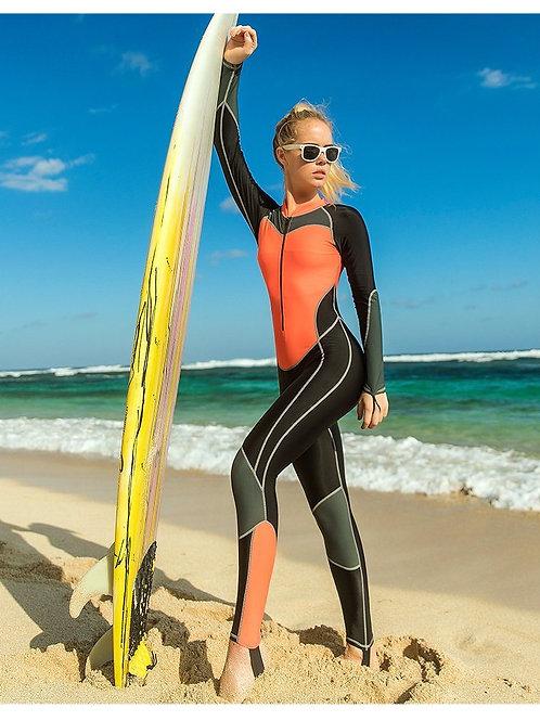One Piece Swimsuit for Women Bathing Suit High Cut Low Back Sexy Swimwear Retro