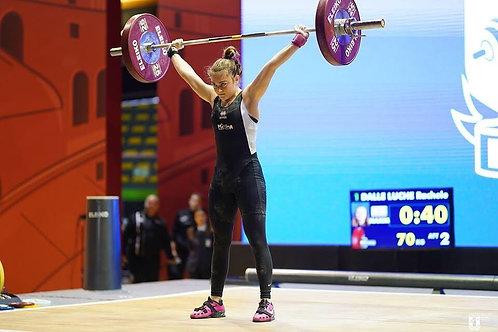 Leggings+Sports Bra Yoga Set Compression Skinny Tights Gym Fitness Pants