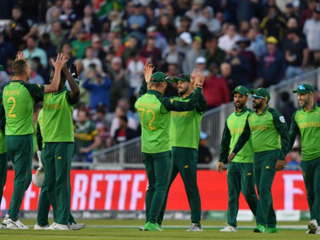 Australia vs South Africa, South Africa won by 10 runs