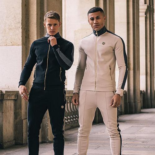 Hoodie tracksuit - Men's Cotton Lightweight Zip Up Hoodie Jacket