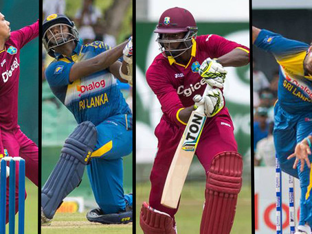 Sri Lanka vs West Indies, ICC World Cup 2019