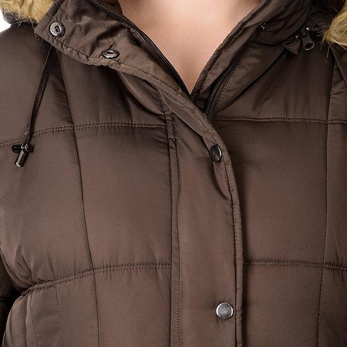 Unisex-Adult's Wind & Water-Resistant Pullover Rain Jacket.