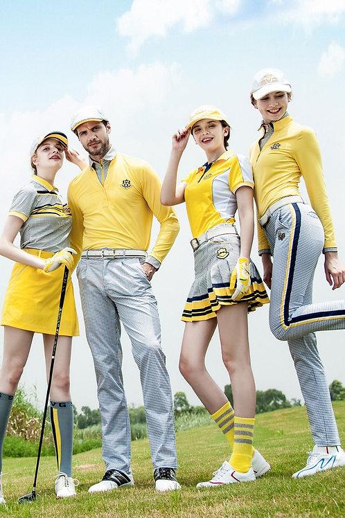 Customized Women's Workout Active Skirt Sports Tennis Golf Skirt Built-in Shorts