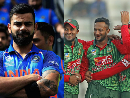 India vs Bangladesh, ICC World Cup 2019