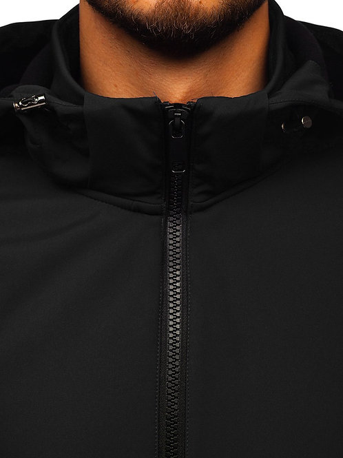 Men's Water Resistant Soft Shell Jacket, Amals Exclusive