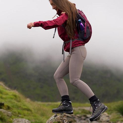 Customized Women's Hiking Pants Outdoor Waterproof Quick Dry Lightweight Paints