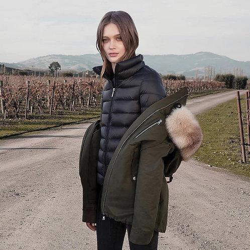 Customized Women's Carto Tri-Climate Jacket