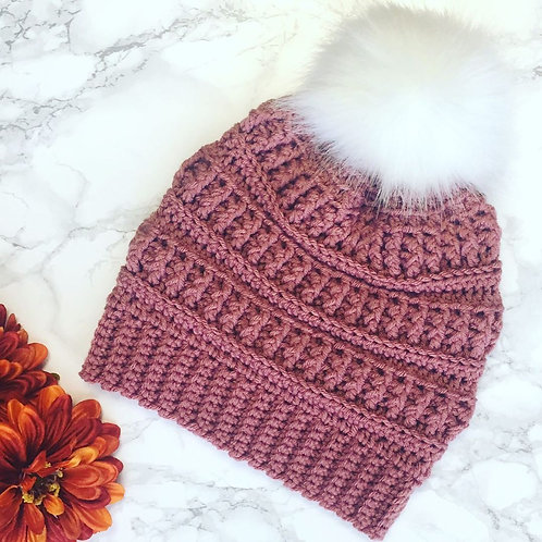 Women Fashion Winter Fall Soft Knitted Multi Color Animal Print Cat Ear Beanie