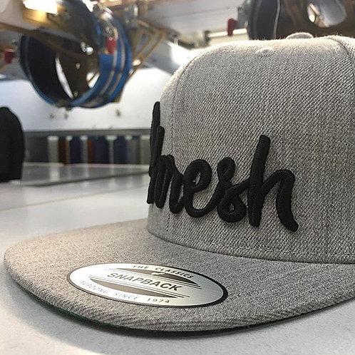 Trucker Mesh Fitted Cap