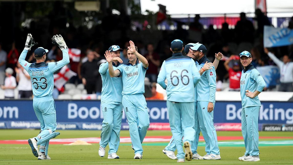 England won the World Cup