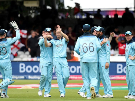 England win their first men's Cricket World Cup against New Zealand