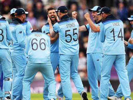 England vs India, England won by 31 runs