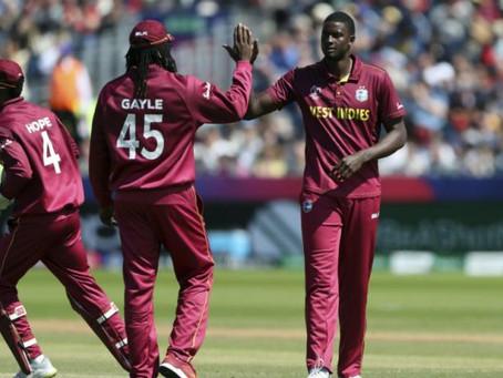 West indies vs Afghanistan, West indies won by 23 runs