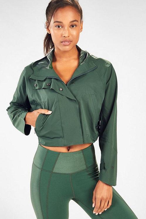 Customized Women's Stretch Denim Jacket
