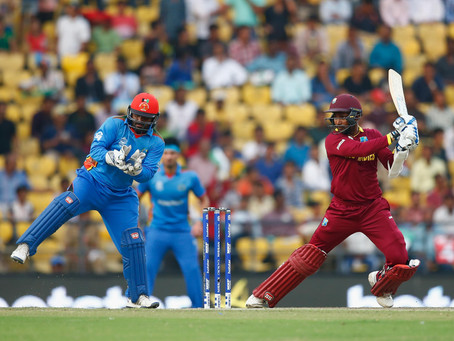 Afghanistan VS West Indies, ICC World Cup 2019