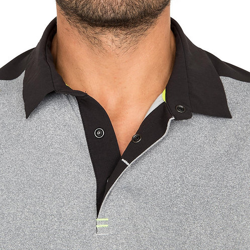Customized Men's Dry Fit Golf Polo Shirt