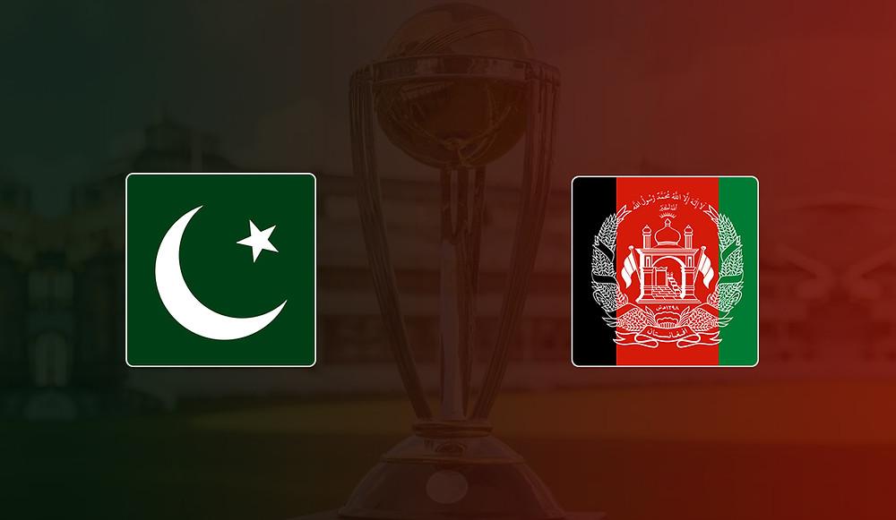 Pakistan vs Afghanista