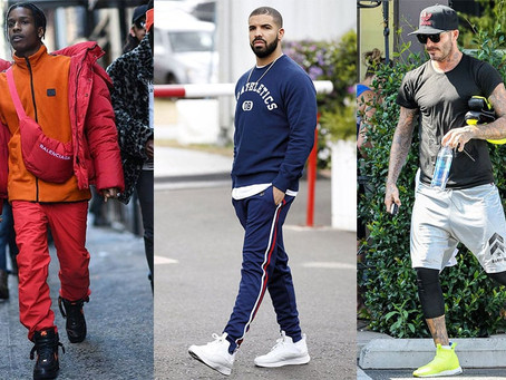 Sportswear and Casual Clothing