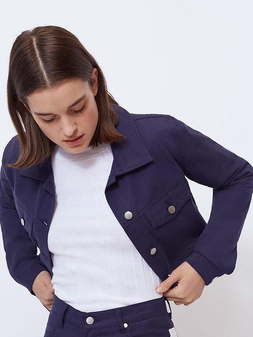 Women's Relaxed-Fit Long-Sleeve Button Polar Soft Fleece Jacket
