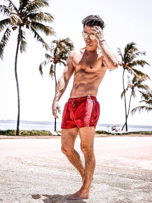 Customized Men's Slim-fit Short