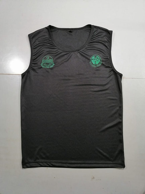 Customized Men's Quick Dry Sport Tank Top for Bodybuilding Gym Athletic Jogging