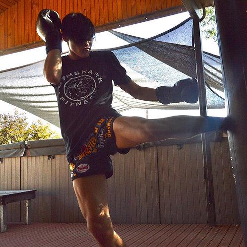 Customized MMA Shorts for Men Print Muay Thai Shorts Fight Training Boxing Trunk