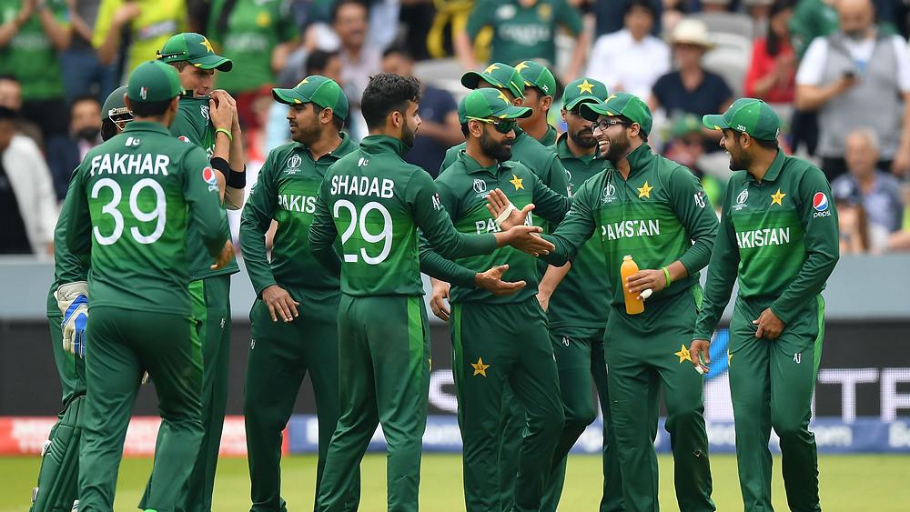 Pakistan won by 6 wickets