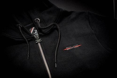 Amals Lined Fleece Full Zip Up Plus Size Winter Sweatshirts Jackets