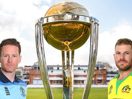 2nd Semifinal: England vs Australia, ICC World Cup 2019