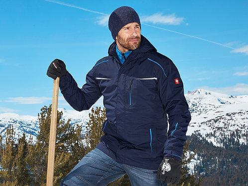 Men's Waterproof 3 in 1 Ski Jacket Puffer Winter Coat Detachable Liner