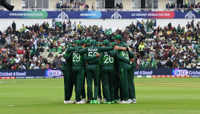 Pakistan won by 3 wickets