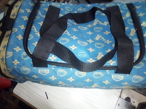Canvas Bag for Travel, Overnight Weekend Bag