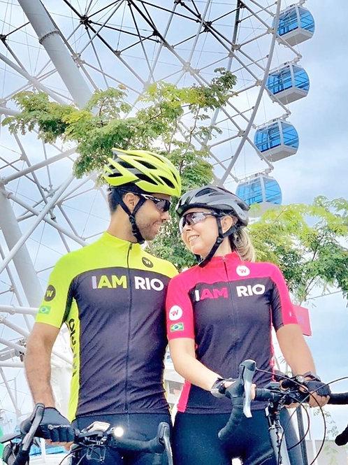 Customzied Men's / Women's Short Sleeves Cycling Jersey Bicycle MTB Bike Shirt